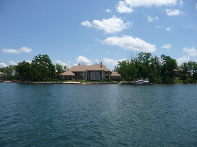 Lake Norman Waterfront Luxury Home