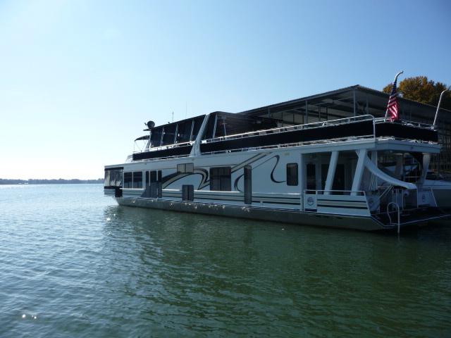 Tony Stewart's Lake Norman Party boat