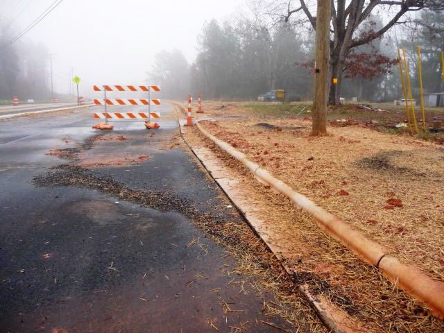 Lake Norman's Brawley School Road Widening