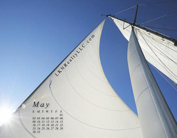 Lake Norman Real Estate's May 2010 Calendar