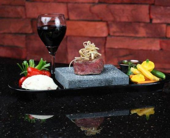 Lake Norman's Hot Stone Grill Rest