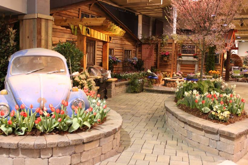 Southern Spring Home and Garden show 2015