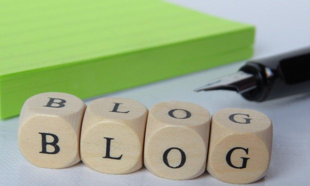 Blog na stronie firmowej