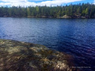The complex Swedish riddle: the lake