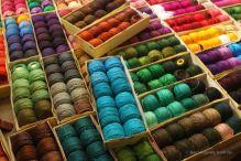 The colourful Guatemalan market of Solola