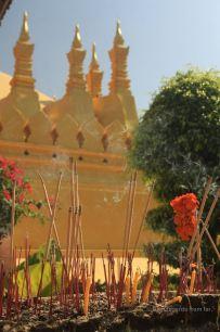 That Luang, Vientiane, Laos