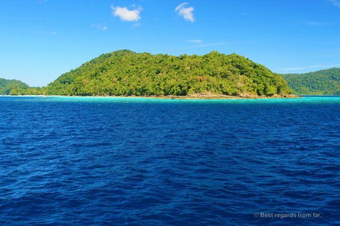 Surin Islands, Thailand