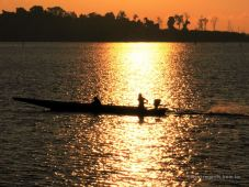 Sunset boat tour in Thalang, the loop, Laos