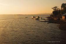 Sunrise in Thalang, the loop, Laos