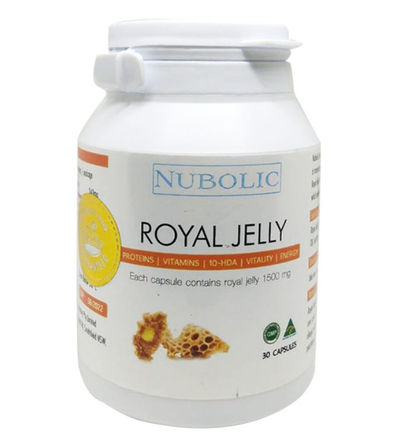 Nubolic  Royaljelly