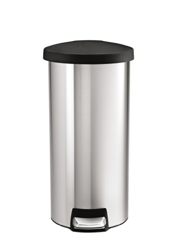 If You Are Steel Lover And Want A Steel Trash Can For Your Kitchen, Then  Take This Trash Can For Your Kitchen. This Can Have A Rim Which Helps The  Can Not ... Part 89