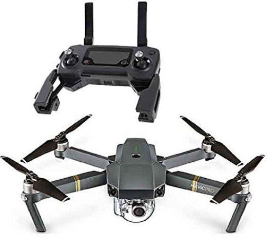 mavic pro drone review