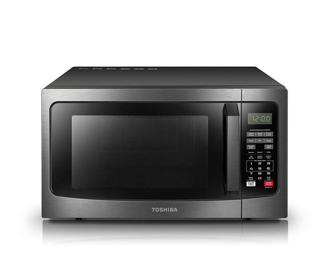 toshiba microwave review