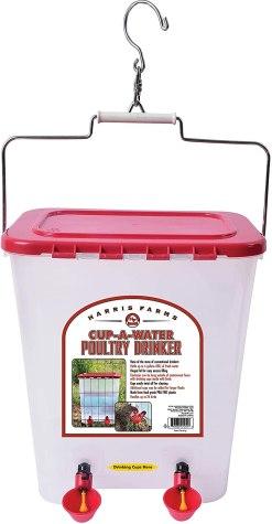 Harris-Farms-1000310-Poultry-Drinker-best-automatic-chicken-waterer-review