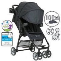 ZOE XL1 DELUXE Xtra Lightweight Travel Stroller