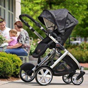 Baby Car Seat Stroller Combo