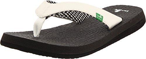 most comfortable flip flops
