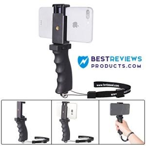 Fantaseal Ergonomic Handheld Smartphone Stabilizer