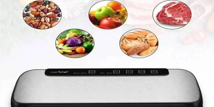 NutriChef Vacuum Sealer Review | Pros & Cons | Read Before Buy…