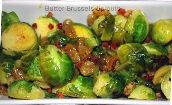Sous Vide Recipe: Buttered Brussels Sprouts