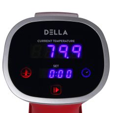 Nitipezzo best sous vide Cooker display