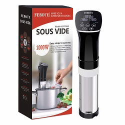 FEBOTE Sous Vide Cooker best sous vide machine