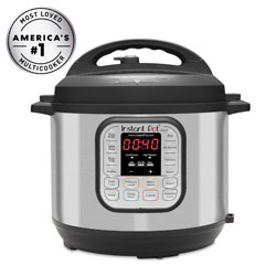 Instant Pot DUO 60 6 QT 7 in 1 pressure cooker