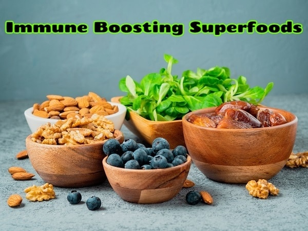 11 Immune Boosting Superfoods