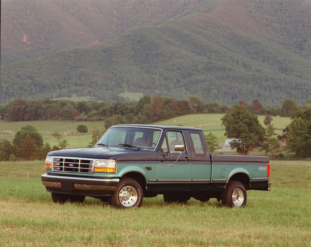 medium resolution of 1995 ford f 150