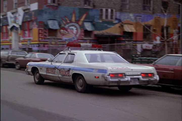 TV Cop Cars - Hill Street Blues