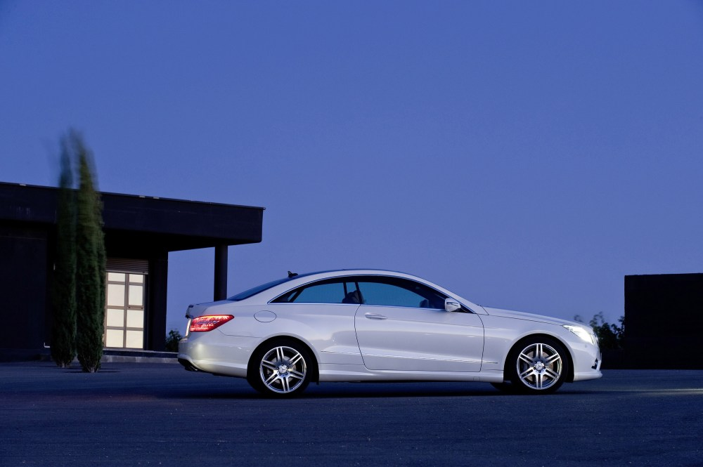 medium resolution of mercedes benz e500 coupe with amg sports pack