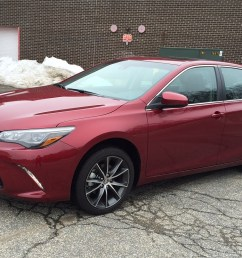review 2015 toyota camry sheds its ho hum image [ 1200 x 806 Pixel ]