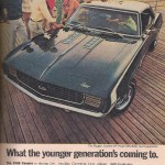 Promos Car Advertisements Of The Late 1960s And The Technology They Hyped Bestride