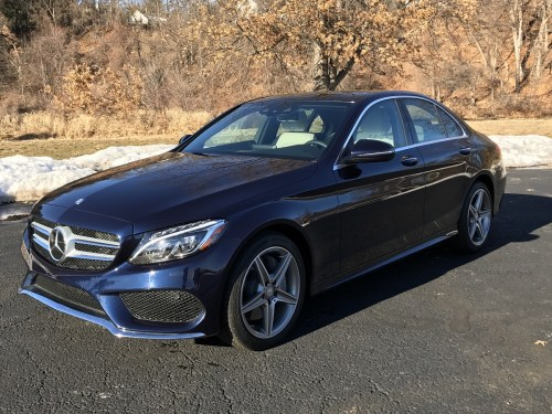 small resolution of blog post review 2017 mercedes benz c300 an affordable sports sedan car talk