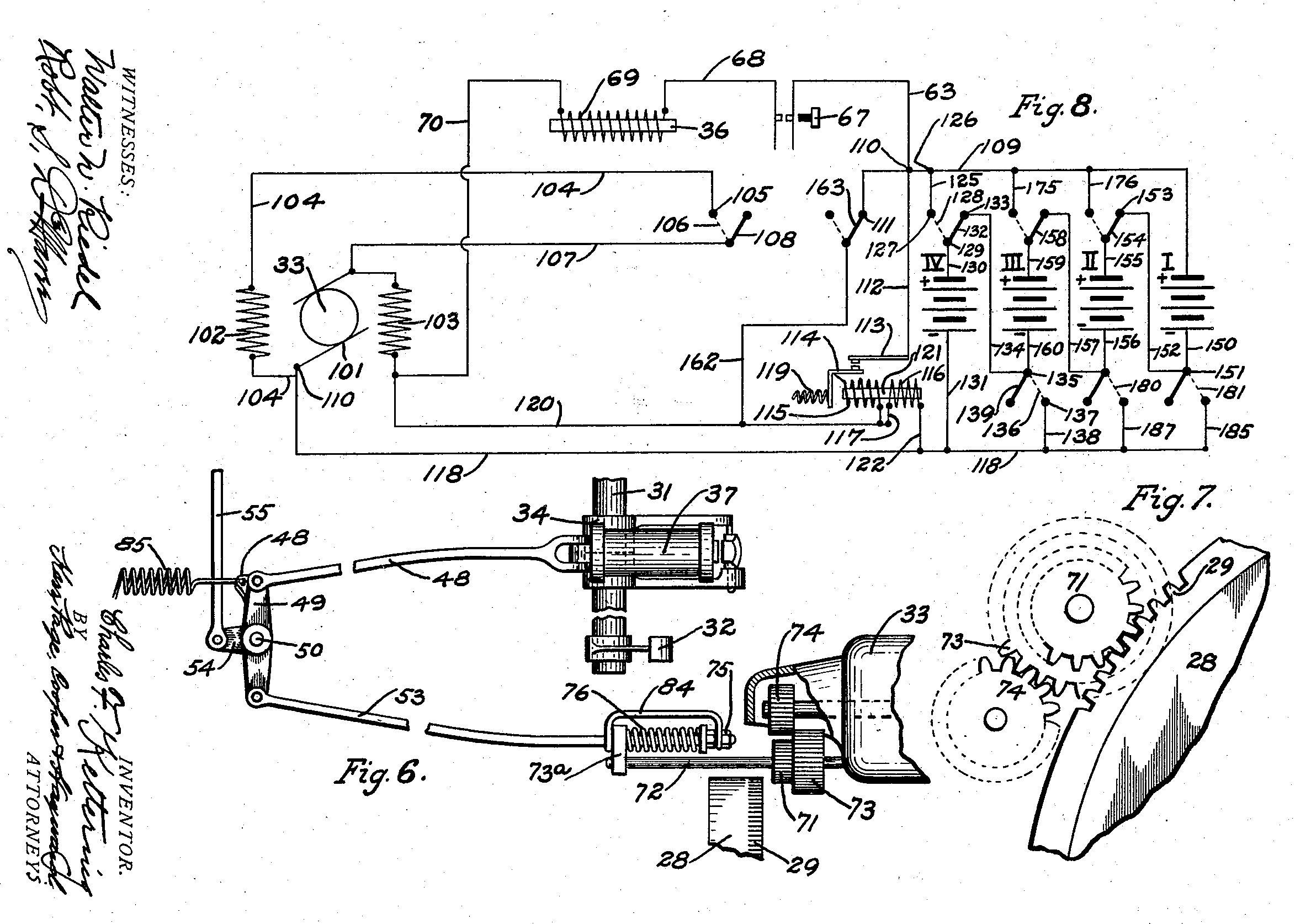 Engine Components Diagram Flarestat Model 100 Wiring