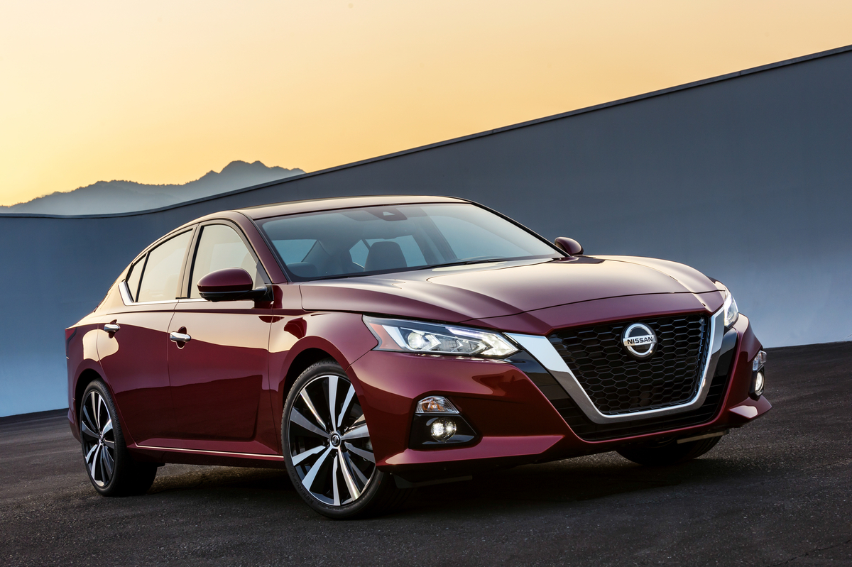 Nissan Altima All Years