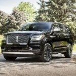 2018 Lincoln Navigator Experience The Luxury Of Black Label Bestride