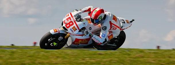 Simoncelli-2 - Marco Simoncelli morre após sofrer grave acidente no GP da Malásia de MotoGP