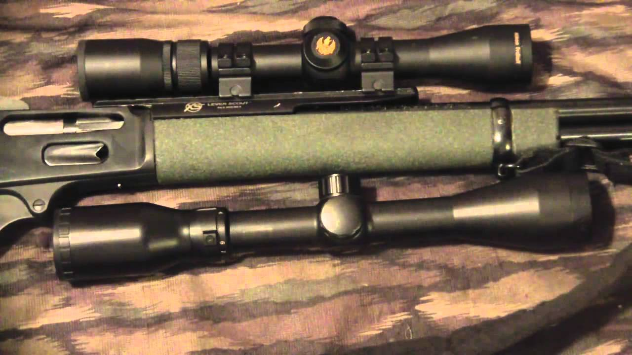 Top 9 Best Scopes For 3030 Lever Action Rifles
