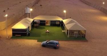 أفضل 4 مخيمات في الرياض