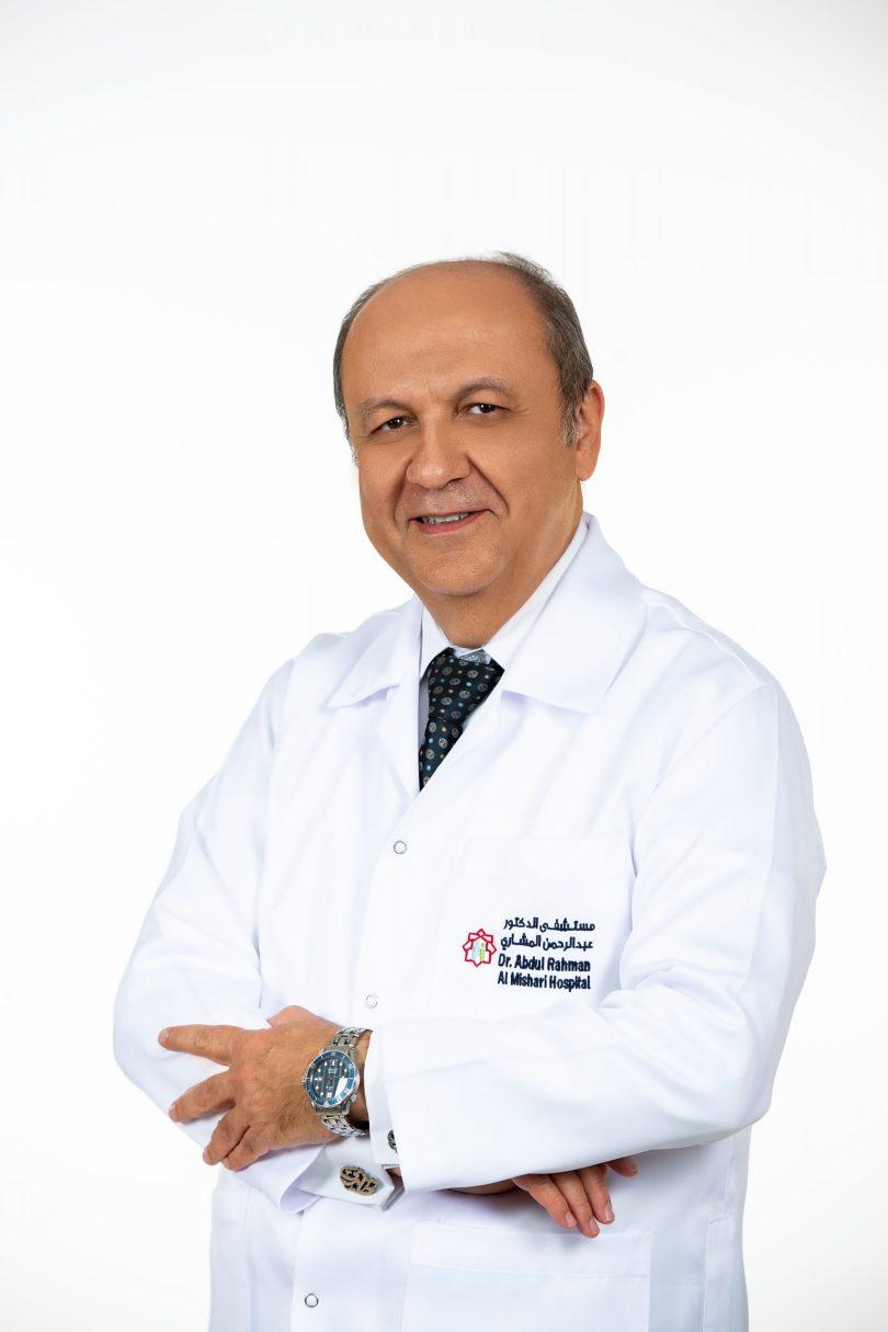 دكتور طارق العجمي