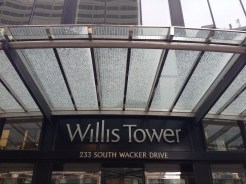 Willis Tower and the Skydeck