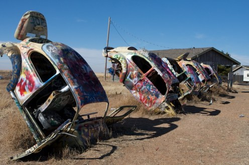 VW Bug Ranch