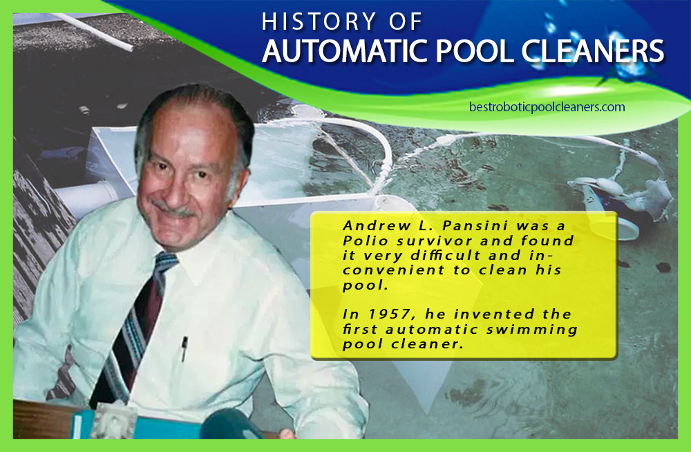 History Of Automatic Pool Cleaners Explained Best