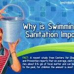why is swimming pool sanitation important