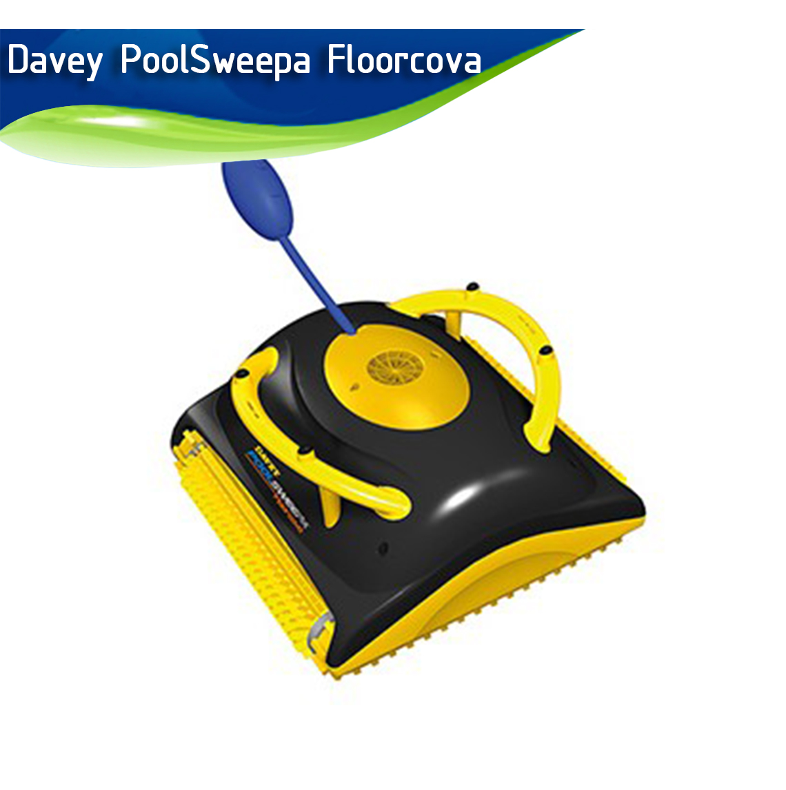 Davey PoolSweepa Floorcova REVIEW