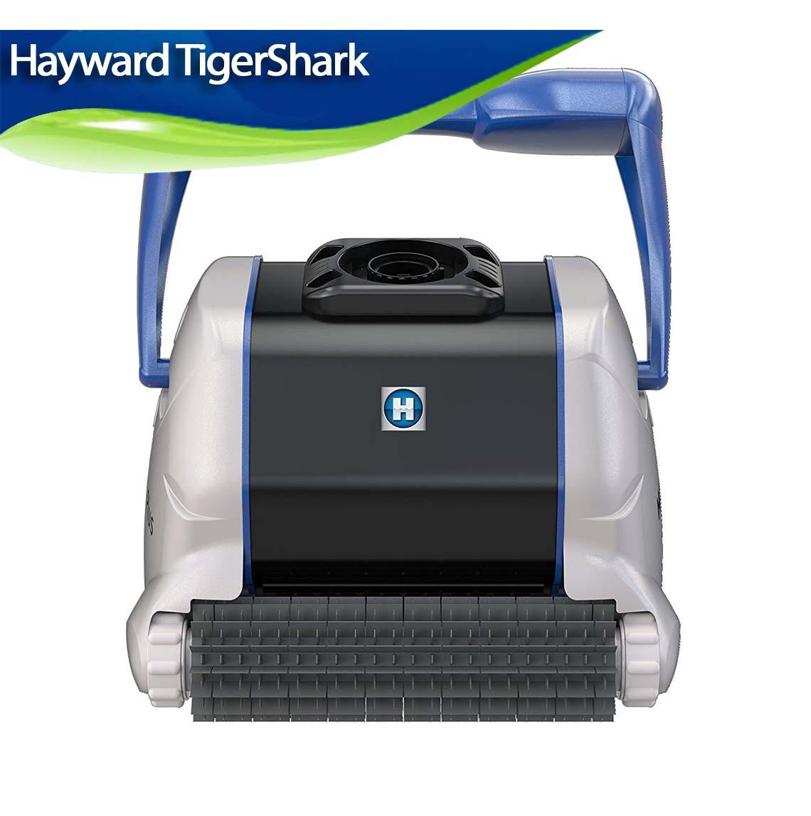 Hayward Tigershark Review Best Robotic Pool Cleaners