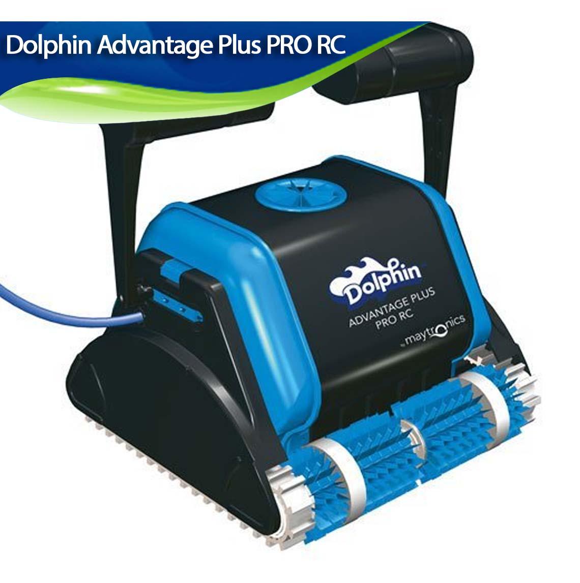 Dolphin Advantage Plus Pro Rc Review Best Robotic Pool