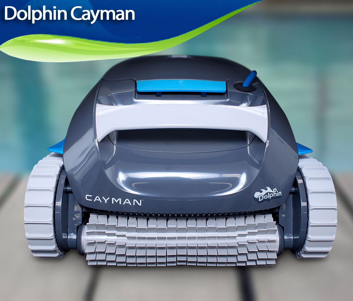 Dolphin Cayman Review Best Robotic Pool Cleaners
