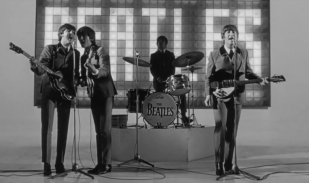 A Hard Day's Night Finale